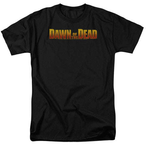 Dawn Of The Dead - Dawn Logo Short Sleeve Adult 18/1