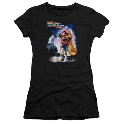 Back To The Future II - Poster Premium Bella Junior Sheer Jersey