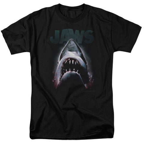 Jaws - Terror In The Deep Short Sleeve Adult 18/1