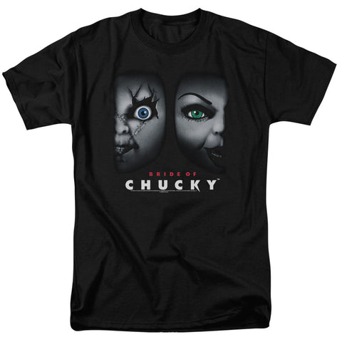 Child's Play: Bride Of Chucky - Happy Couple Short Sleeve