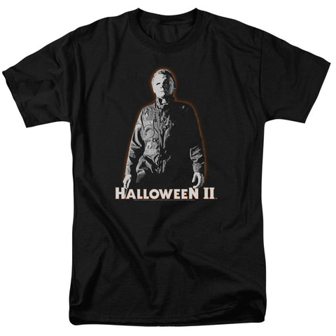 Halloween II - Michael Myers Short Sleeve Adult 18/1