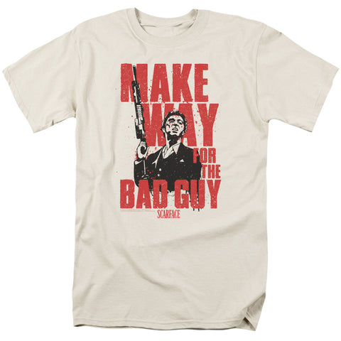 Scarface - Make Way Short Sleeve Adult 18/1