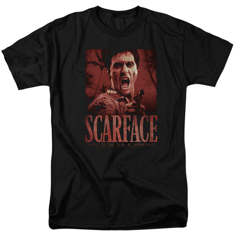 Scarface - Opportunity Short Sleeve Adult 18/1
