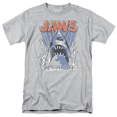 Jaws - Comic Splash Short Sleeve Adult 18/1