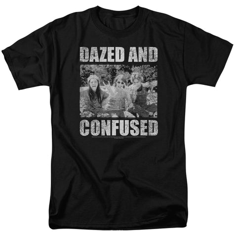 Dazed And Confused - Rock On Short Sleeve Adult 18/1