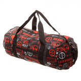 Marvel: Deadpool - Packable Duffle Bag