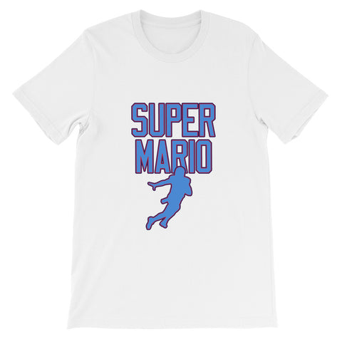 """Super Mario"" Unisex short sleeve t-shirt"