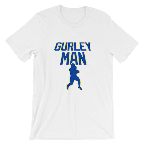 """Gurley Man"" Short-Sleeve Unisex T-Shirt"