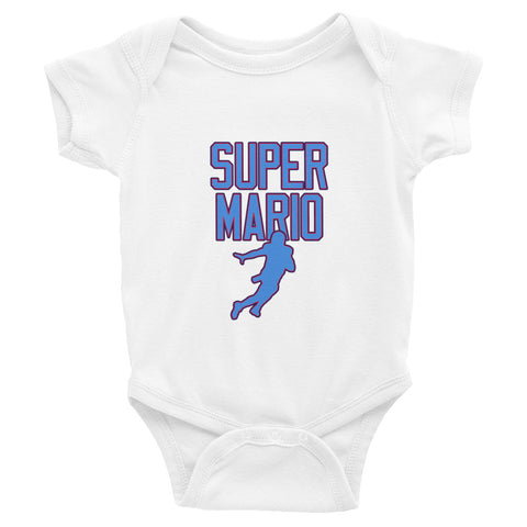"""Super Mario"" Infant Bodysuit"