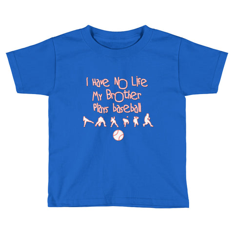 """I Have No Life..."" Kids Short Sleeve T-Shirt"