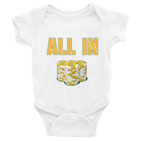 """All In"" Infant Bodysuit"