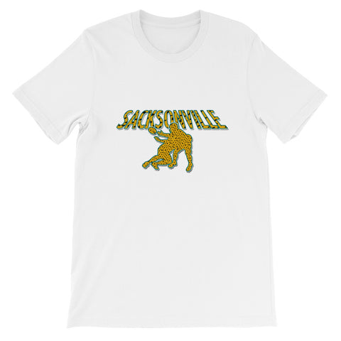 "'Sacksonville"" Short-Sleeve Unisex T-Shirt"