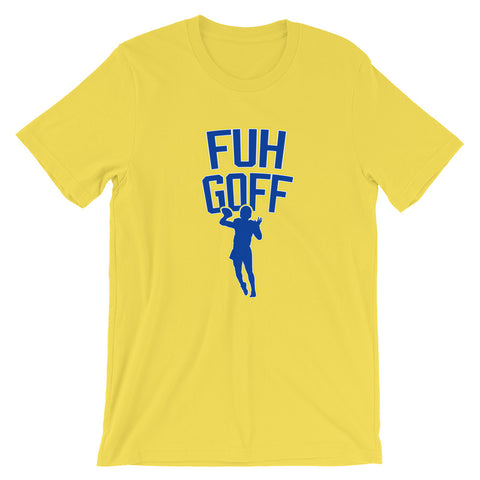 """Fuh Goff"" Short-Sleeve Unisex T-Shirt"