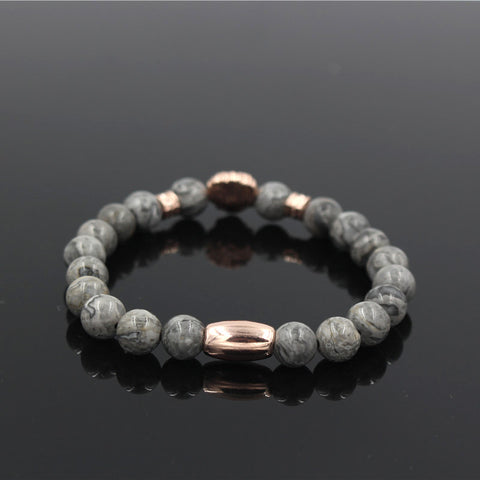 Image of Natural Stone Lion Bracelet - FREE For a Limited Time
