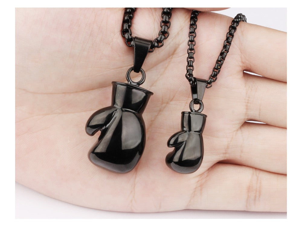 Boxing Glove Necklace
