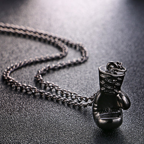 Image of Boxing Glove Necklace