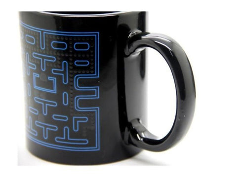 Image of Pacman Mug Lightsaber Heat Reveal -  Color Change