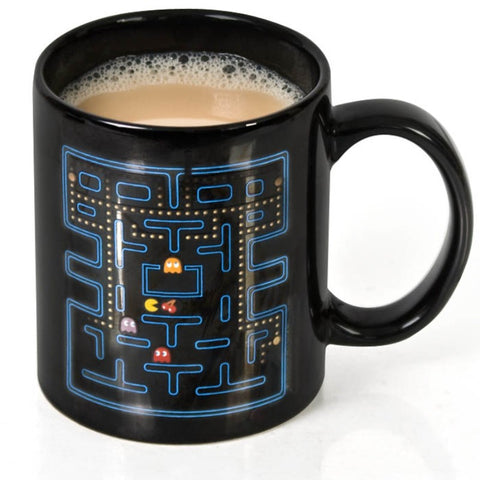 Pacman Mug Lightsaber Heat Reveal -  Color Change