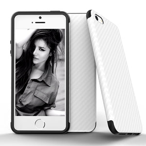 Carbon Fiber Case For iPhone