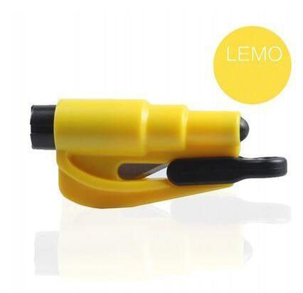 Life Saving Hammer, Emergency Rescue Tool For Car Key Cain