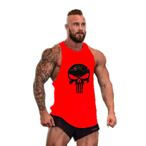 Fitness Tank Tops - Stringer Shirt Workout