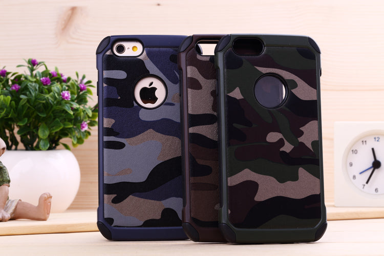 Camouflage Case for iPhone
