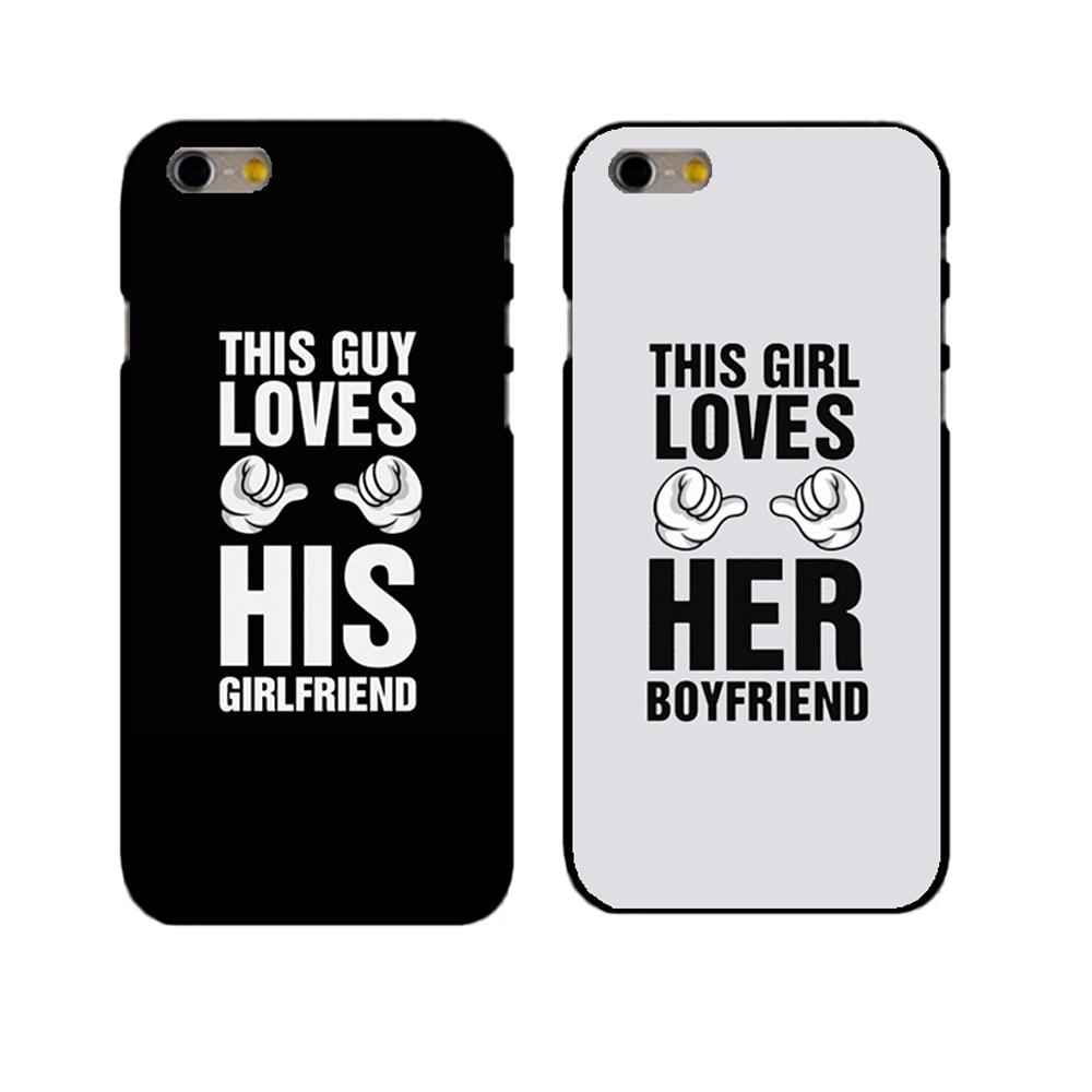 Couple Phone Case Cover For iphone