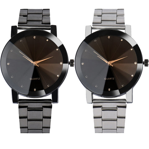 Image of Unisex & Elegant Steel Watch