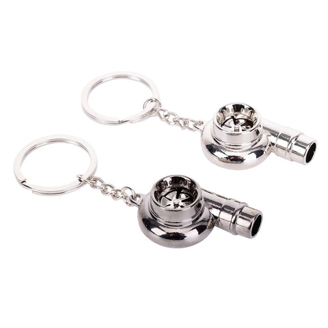 Spinning Turbo Key Chain