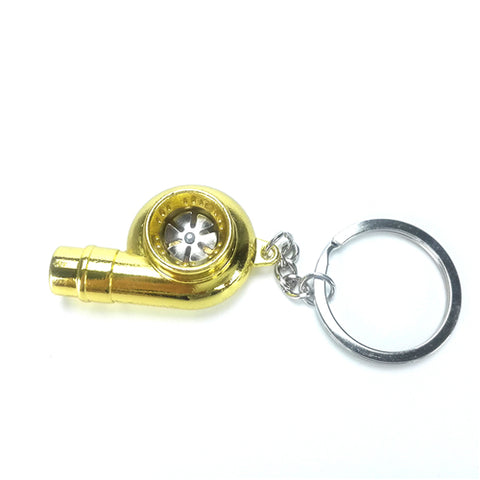 Image of Spinning Turbo Key Chain