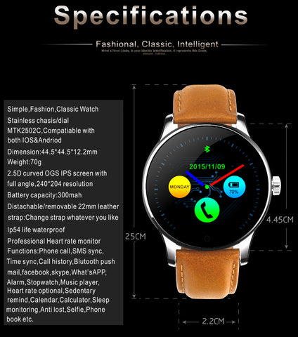 Image of Smarcent Smart Watch