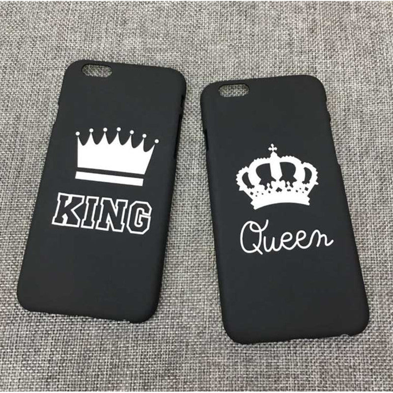 Phone Cases KING & QUEEN couple