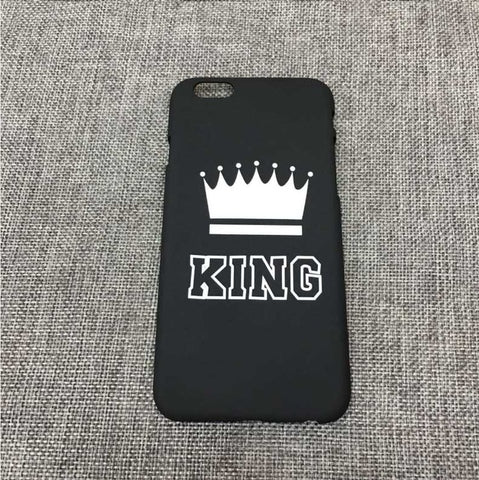 Image of Phone Cases KING & QUEEN couple