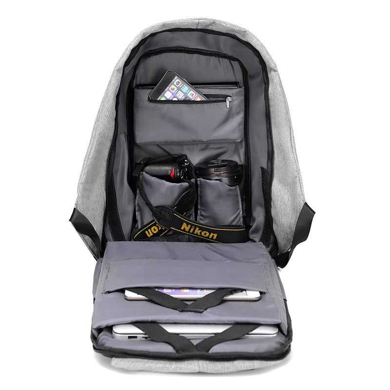 Latest Anti-Theft USB Charging Travel Backpack