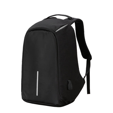 Image of Latest Anti-Theft USB Charging Travel Backpack