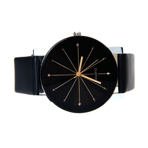 Image of Quartz Dial Glass Watch