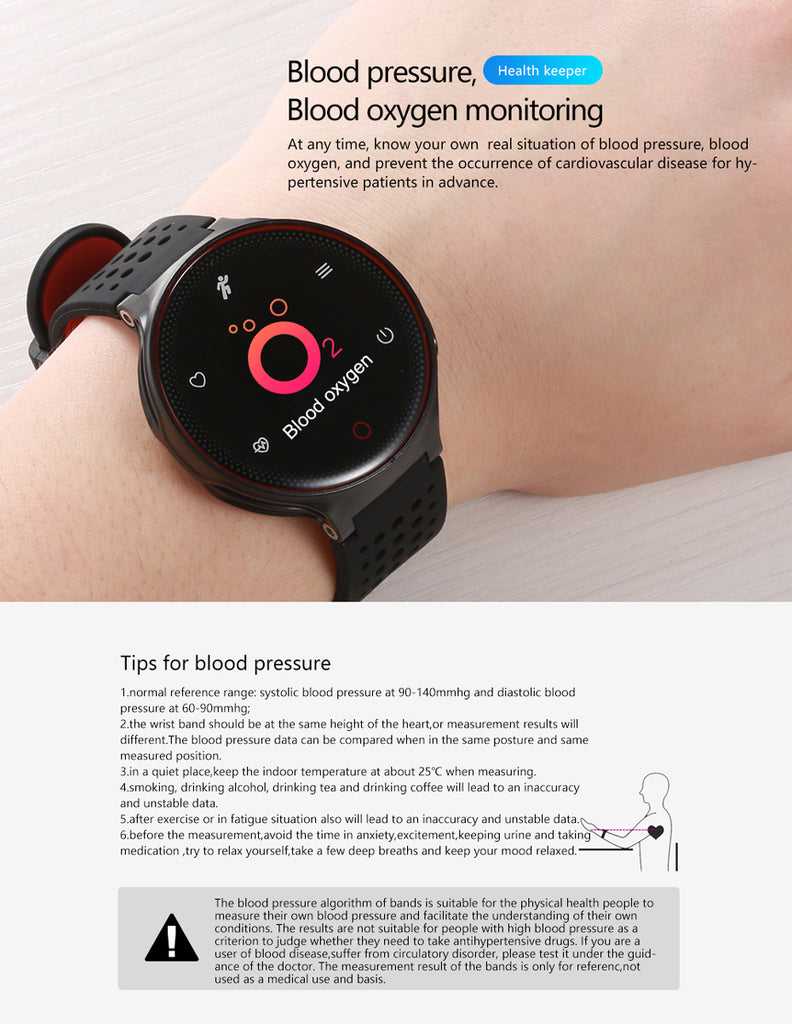 ColMi Smart-watch For iOS&Android