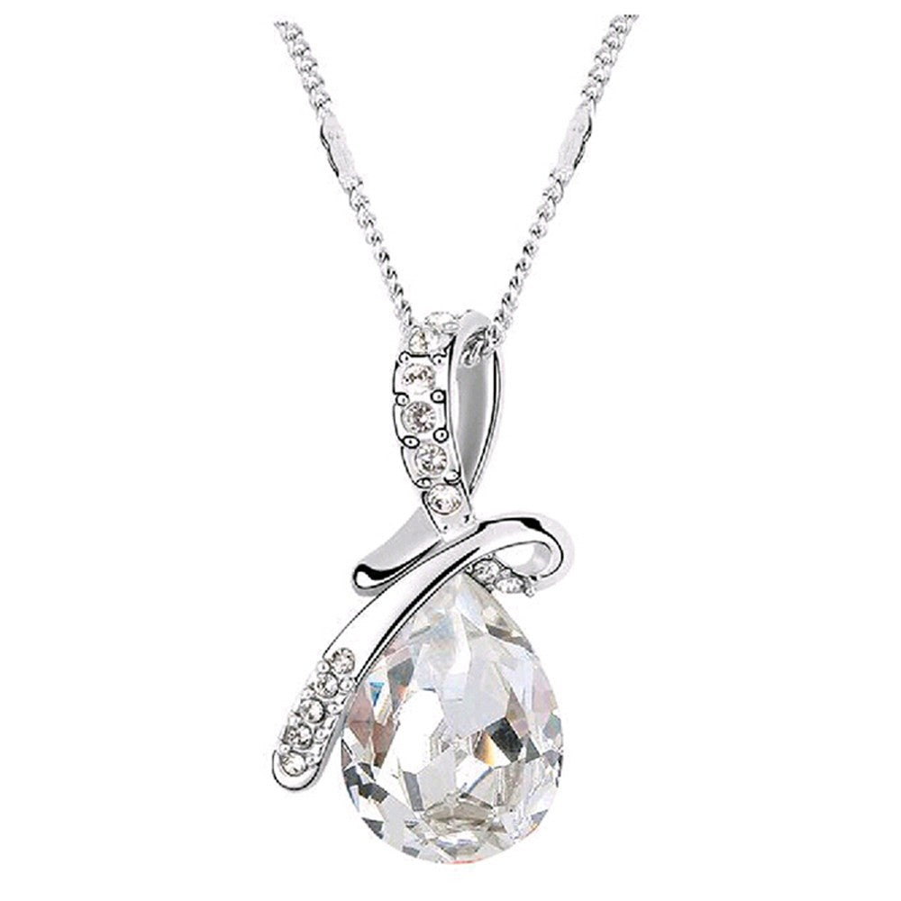 Crystal Necklaces Pendants And Jewerly