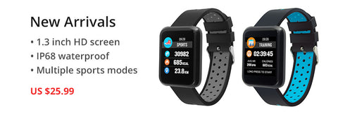 Image of Sport 3 Smart Fitness Bracelet