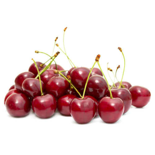 Adelaide Hills small red cherries