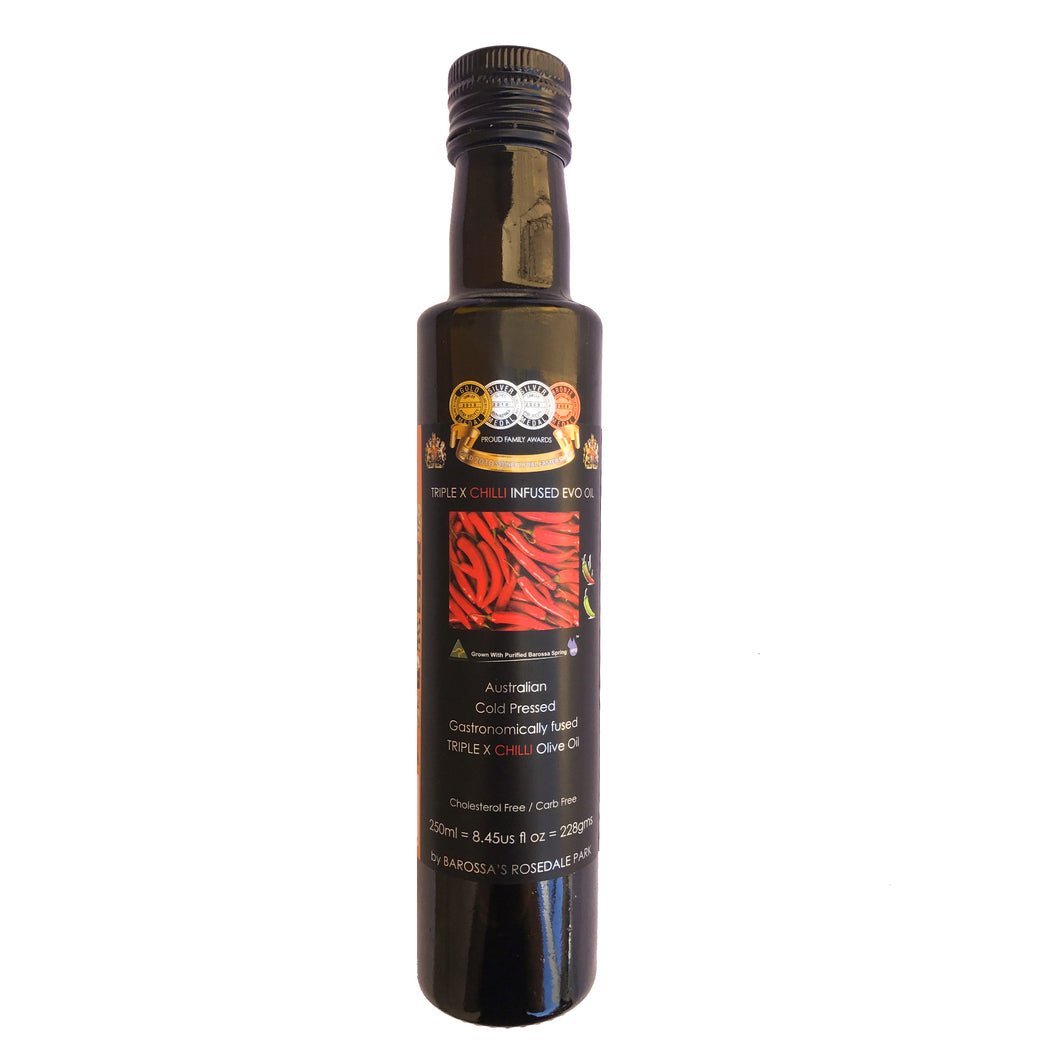 Barossa Rosedale Tripple X Chilli Oil