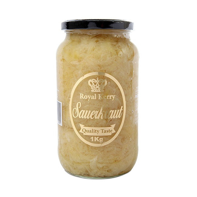 1Kg Royal Kerry Sauerkraut (Poland)