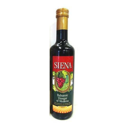 500ml Dark Balsamic Vinegar (Italy)