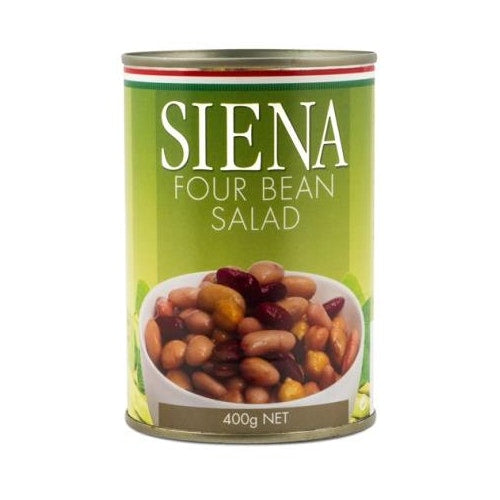 400g Can Siena Four Bean Mix