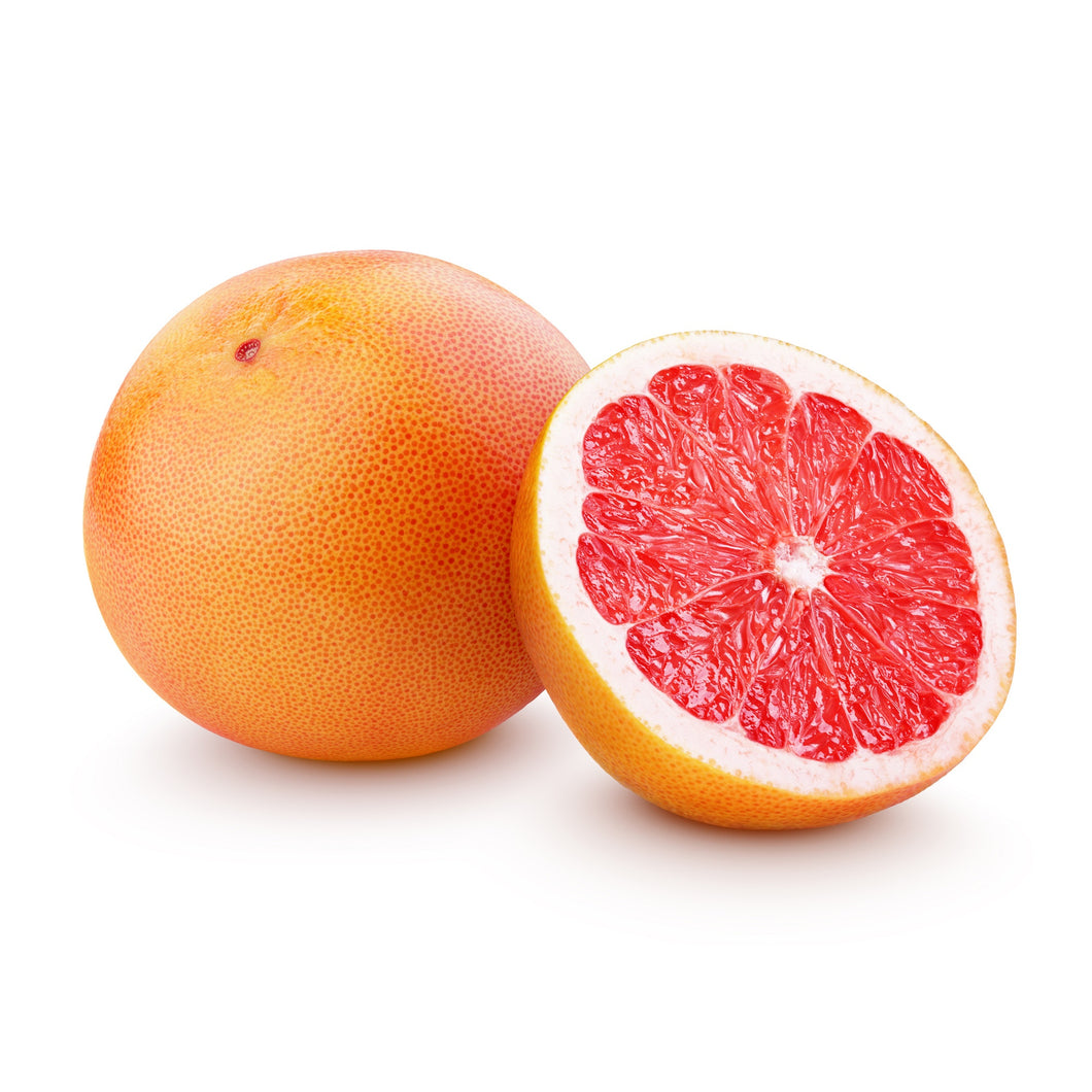 Aussie ruby grapefruit
