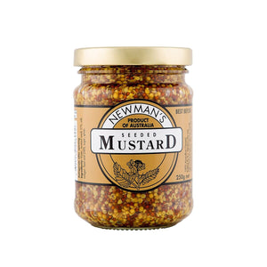 Newmans Seeded Mustard