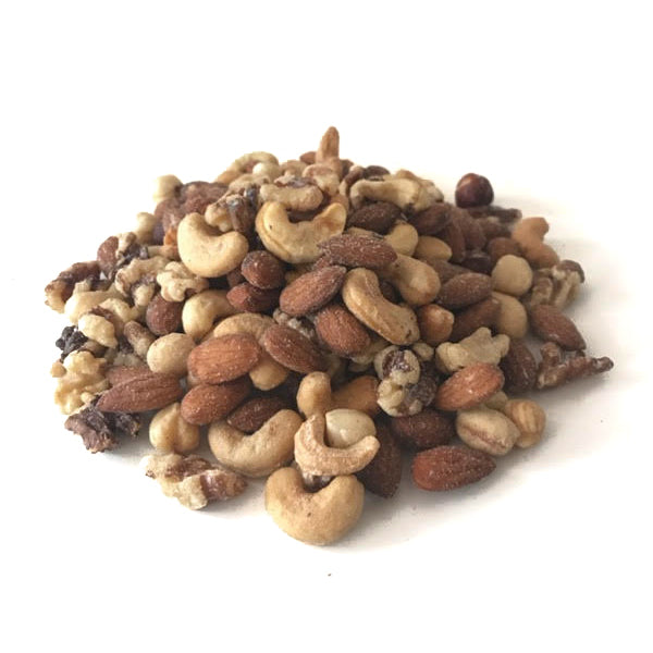500g Salted Mixed Nuts