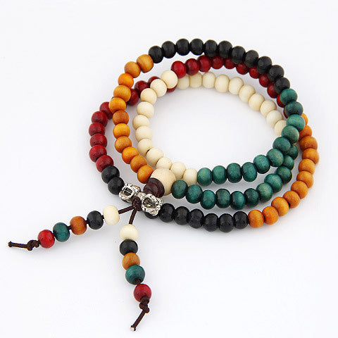 Handmade vintage prayer beads