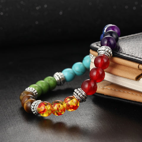 Mixed Colored Energy Bracelet