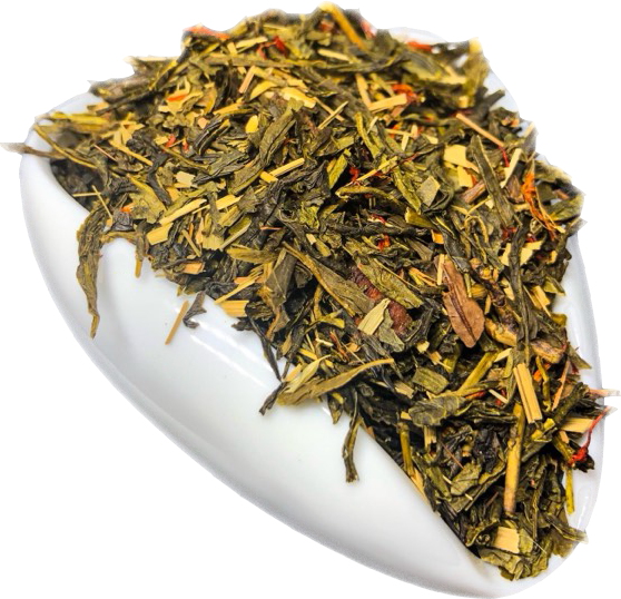 Spontaneitea Peach Green Tea